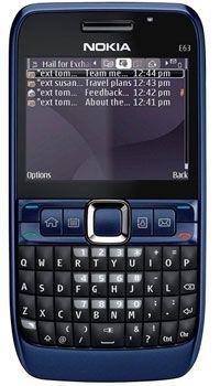 Nokia E63 Mobile Price