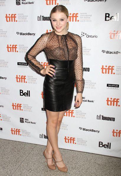 2011 // Style Evolution: Chloe Grace Moretz