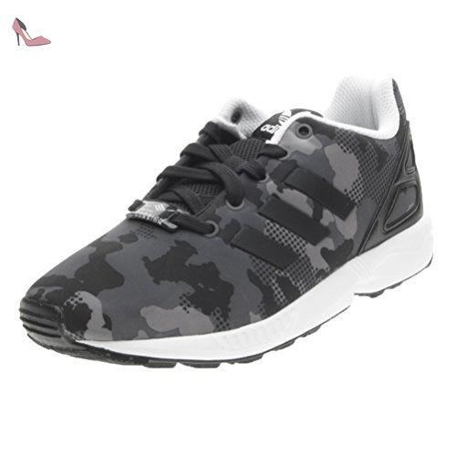 adidas Zx Flux El Camo Noire Gris 30 - Chaussures adidas (*Partner-Link)