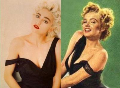 Madonna - Marilyn