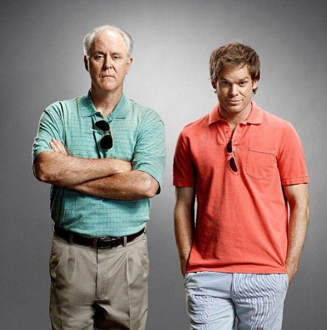 Dexter & Trinity killer