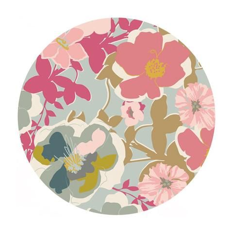 Online Fabric Canada - Art Gallery Fabrics Canada - Voile - Blomma Garden Pastiche