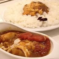 Chao curry - @Shiodome. Variety of ingredients to choose from. I often go here for lunch.