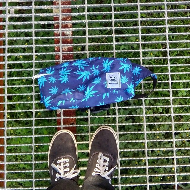 Is time to weed.  Our waistbag collection. Cub love weed.  IDR. 200.000  Order: +62-87722077877 Line: sfkgoods Pin : 7DA65779 Email: cub.bags@gmail.com Base from Bandung, #bags #waistbags #slingbags #outdoor #products #traveling #traveler #backpackerindonesia #explorebandung #weed