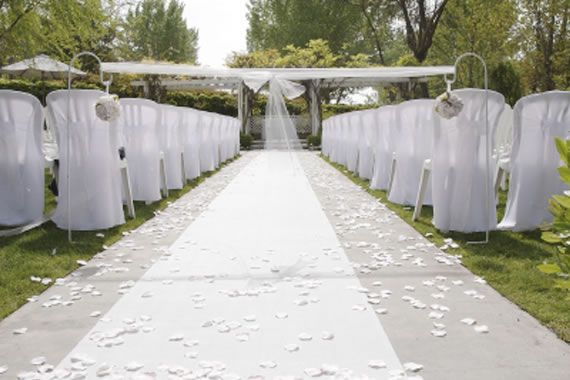 30 Best Wedding Aisle Runners Images On Pinterest