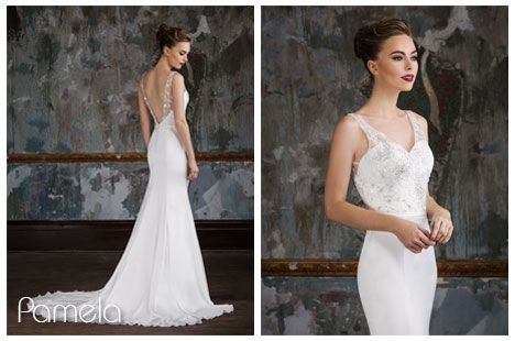 PAMELA / Wedding Dresses / Fall 2014 Collection / Jack Sullivan Bridal