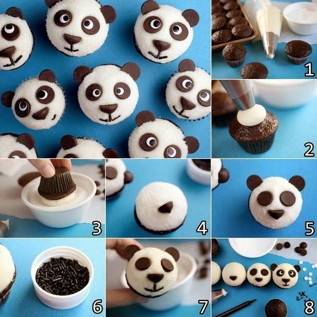 κεικ πάντα - cake panda