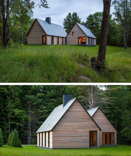 Один сарай - плохо, два сарая - точка зрения, три сарая - архитектурное решение. HGA