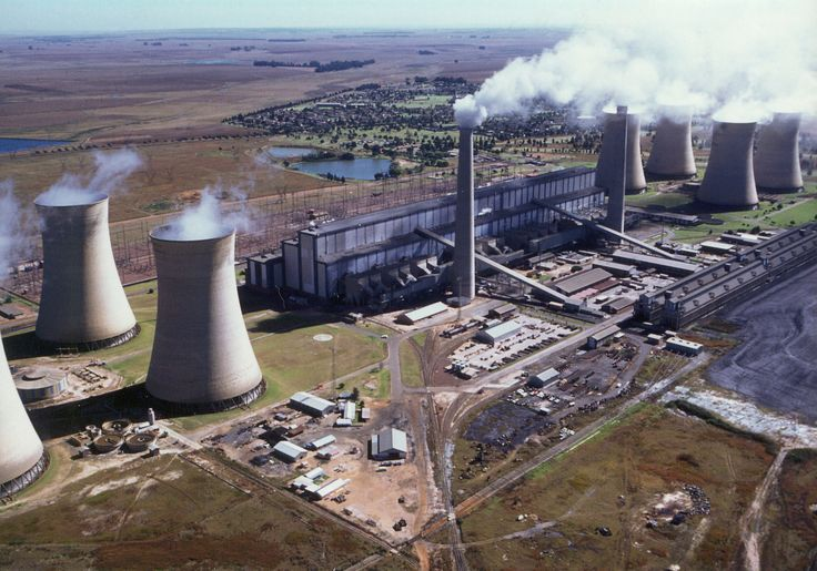 Eskom Starts to Ageing Coal Fired Power