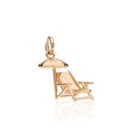 CBStark Jewelers - Beach Chair with Umbrella in 14k gold, $395.00 (http://www.cbstark.com/jewelry/beach-chair-with-umbrella-in-14k-gold/)