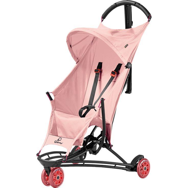 Poussette 3 roues yezz pink pastel série limitée miami de Quinny