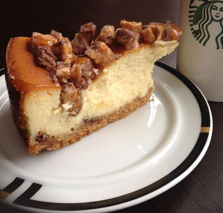Snickers Cheescake