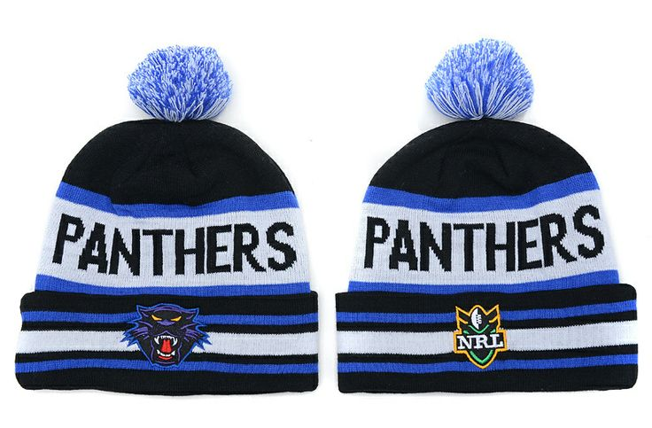 NRL Penrith Panthers Beanies (1) , shopping online $6.9 - www.hatsmalls.com