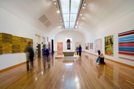 Bendigo Art Gallery is fantastic.