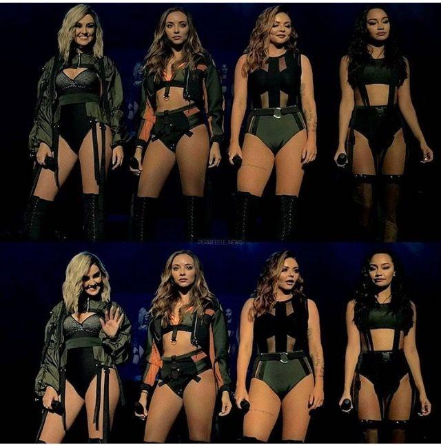 Little Mix at dangerous woman tour