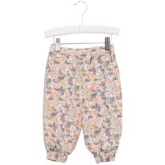 Trousers Sara Powder Floral Ultra comfortable for fall playtime. Pair with a #basic LS and cardigan for an adorable fall outfit. #wheatkids #fallforwheat