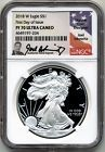 2018-W $1 Proof Silver Eagle NGC PF70 First Day Of Issue Signed Iskowitz Pop 250 Soon be gone #firstday #firstissue #eagleday