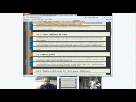 WCAG 2.0 e aggiornamento dei requisiti di accessibilità [ Trasmesso in diretta streaming in data 26/mar/2013 Hangout del 26 marzo 2013 con Oreste Signore (Ufficio Italiano W3C), Roberto Scano (Presidente IWA ITALY) e Livio Mondini (Esperto documenti digitali) ]
