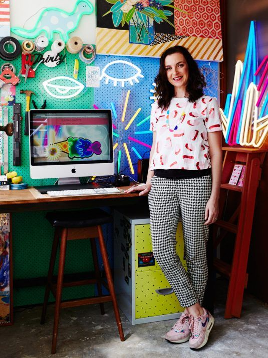 Check this story about Electric Confetti, a contemporary neon lights company based in Melbourne, Australia.