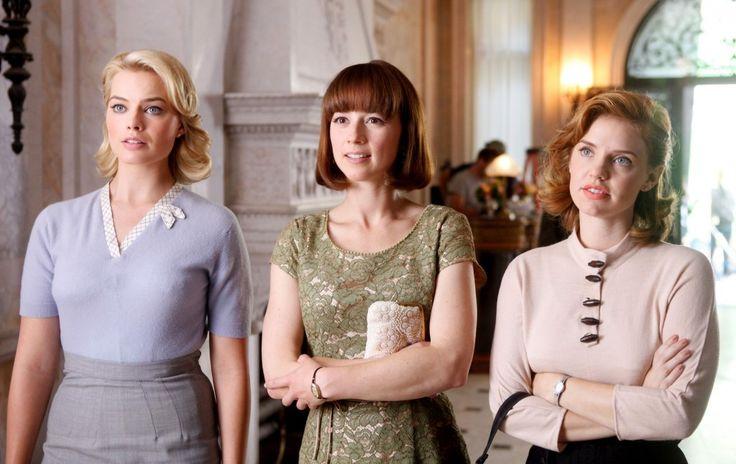 Laura Cameron. Colette Valois. Kate Cameron. Margot Robbie. Karine Vanasse. Kelli Garner. Pan Am.