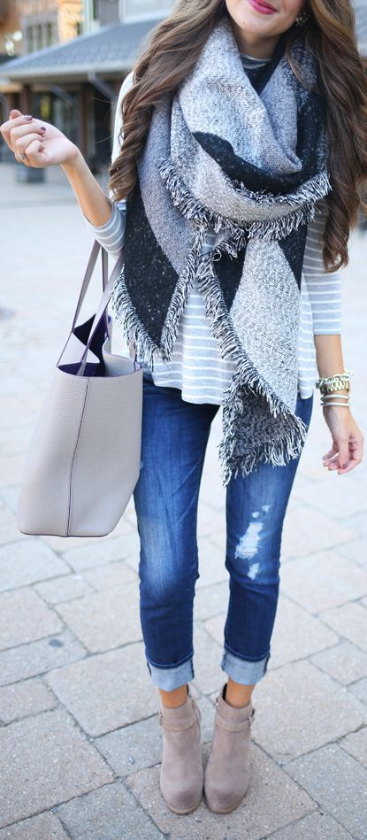 Favorite Brand Of Jeans Fall Inspo by Southern Curls and pearls