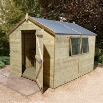 Shed Republic Ultimate   Buy Sheds Direct
