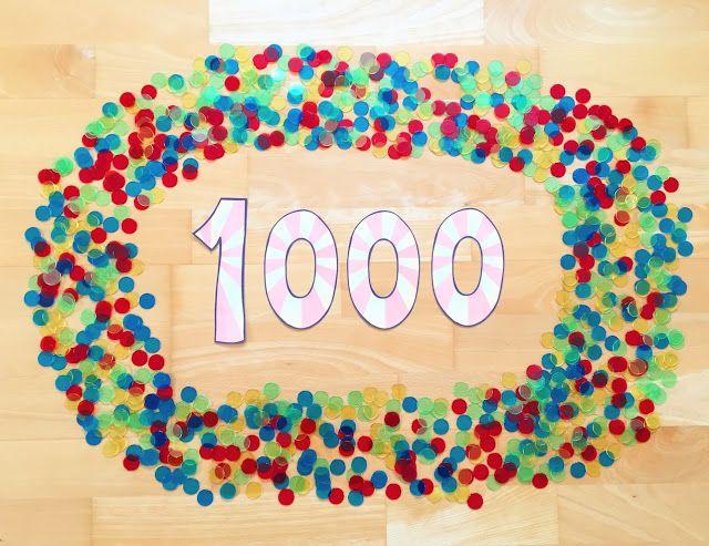 Zahlenraumerweiterung bis 1000 in der Grundschule