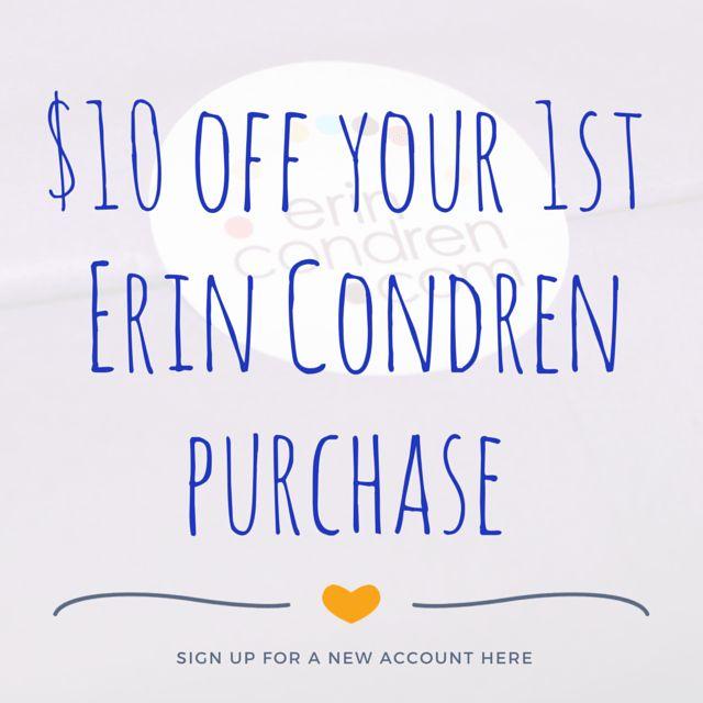 Erin Condren $10 Coupon