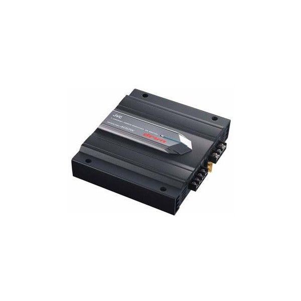 JVC KS-AX3102 new 2011 2 channel 400 watts power amplifier - Car Audio Centre