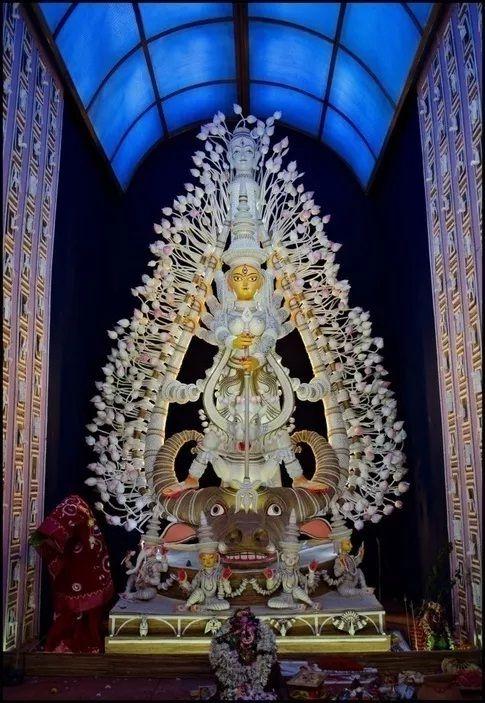 16 best celebration images on pinterest durga puja celebration must visit top 10 durga puja in kolkata and locations best innovative idea puja themes best altavistaventures Gallery