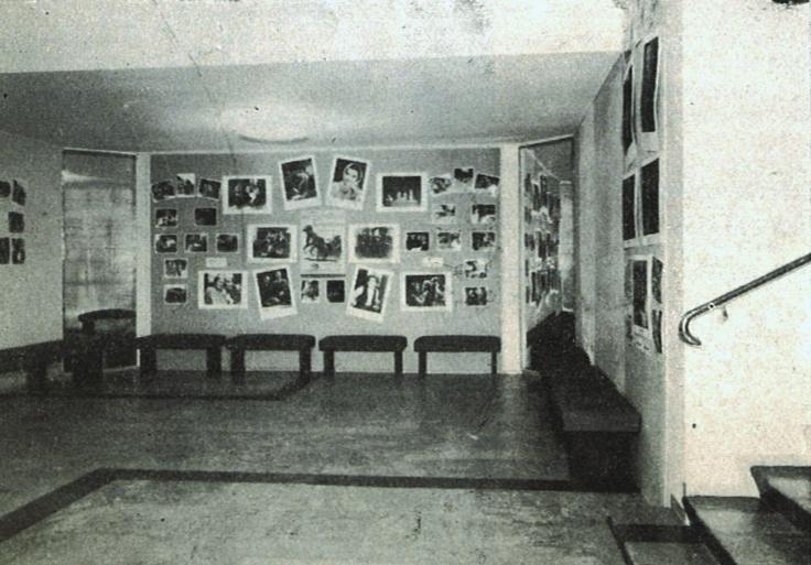 AXAn halli, Kinolehti 2/1938