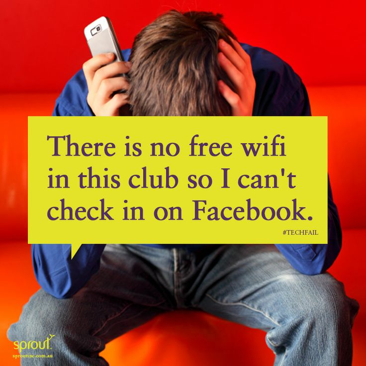 There is no free WiFi in this club so I can't check in on Facebook. #techfail #sprout #sproutaus #freedomtogrow #happy #like #photo  #colorful #awesome #look #cool #funny #facebook #best #smartphone