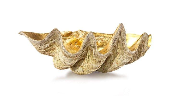 John Richards, Giant Clam Shell - LuxDeco.com