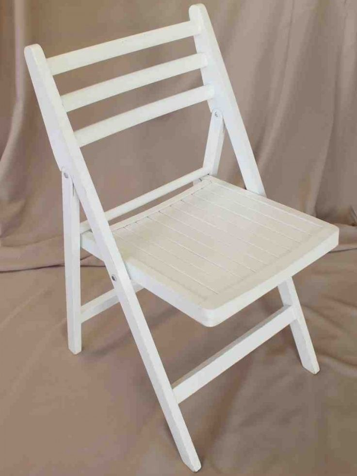 25 best white folding chairs images on pinterest folding chairs white wood and wooden folding. Black Bedroom Furniture Sets. Home Design Ideas
