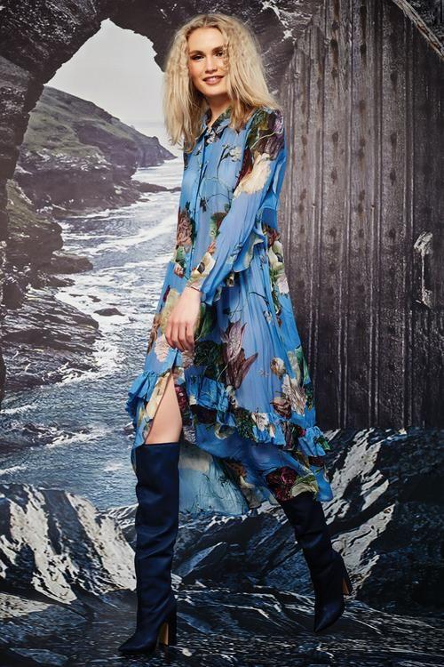 Trelise Cooper Get Shirty Dress - Et Vous Fashion Boutique | Past