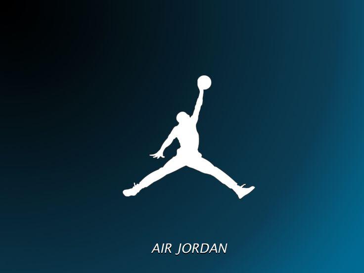 Michael Jordan Jumpman Logo