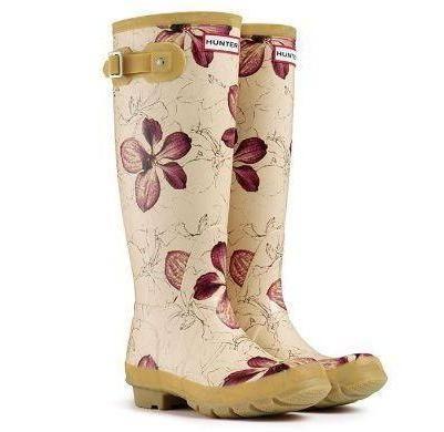 botas de agua HUNTER, Quiero estas!!!