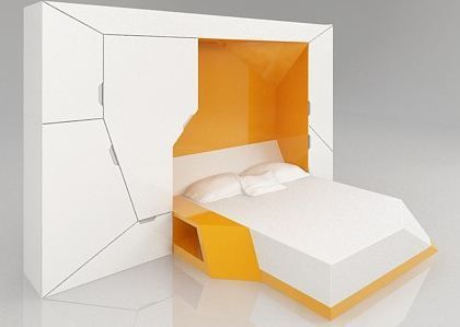 The Modern Murphy Bed By Boxetti
