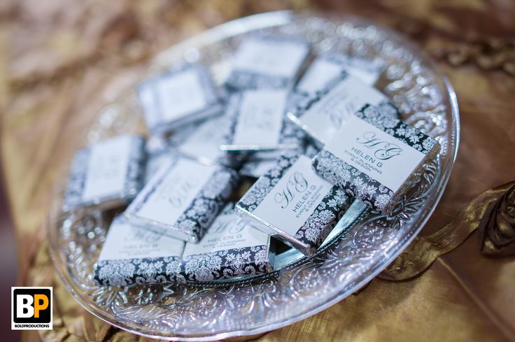 Jamaican made chocolate. Perfect for wedding favors for your Jamaican ...