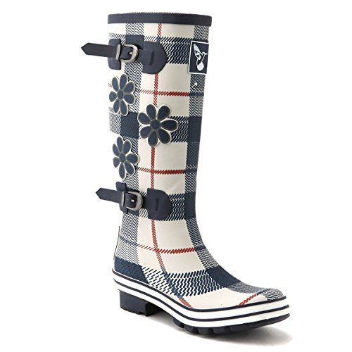Saint George Wellies Tall 5 BM US  UK3EU36 *** You can find out more details at the link of the image.