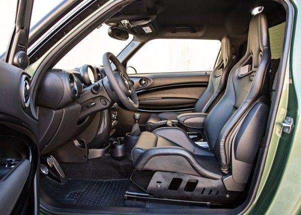 2014 Mini Paceman Adventure is Car choice men interior