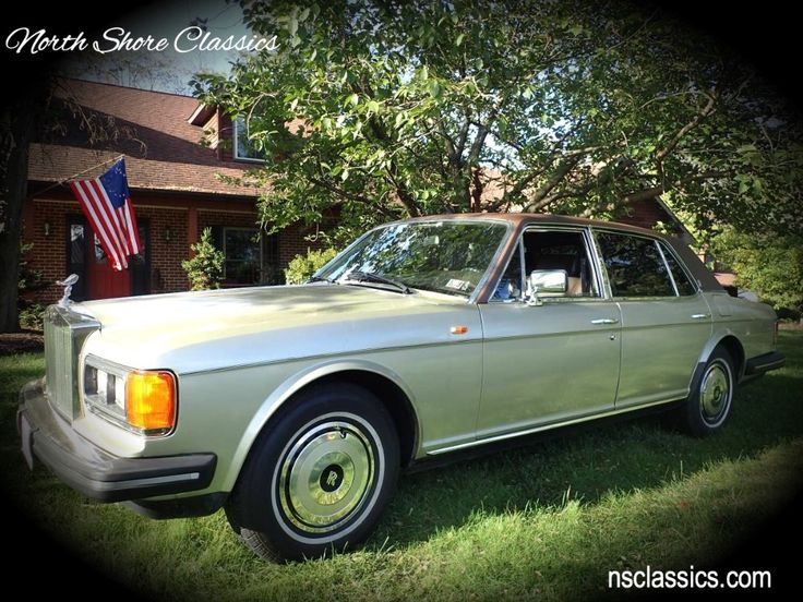 Used 1983 Rolls Royce Silver Spur - LOADED CLASSIC WITH 58k MILES- | Mundelein, IL