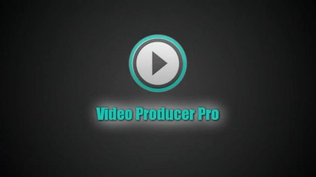 Video Producer Pro allows you to Create Intros, Logo Stingers, Titles, Edit your videos by adding an arrow to point to important things, blur part of your video .. plus much more!