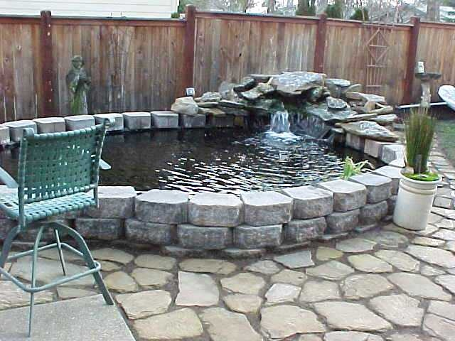 The 25 best above ground pond ideas on pinterest for How to build a koi pond above ground