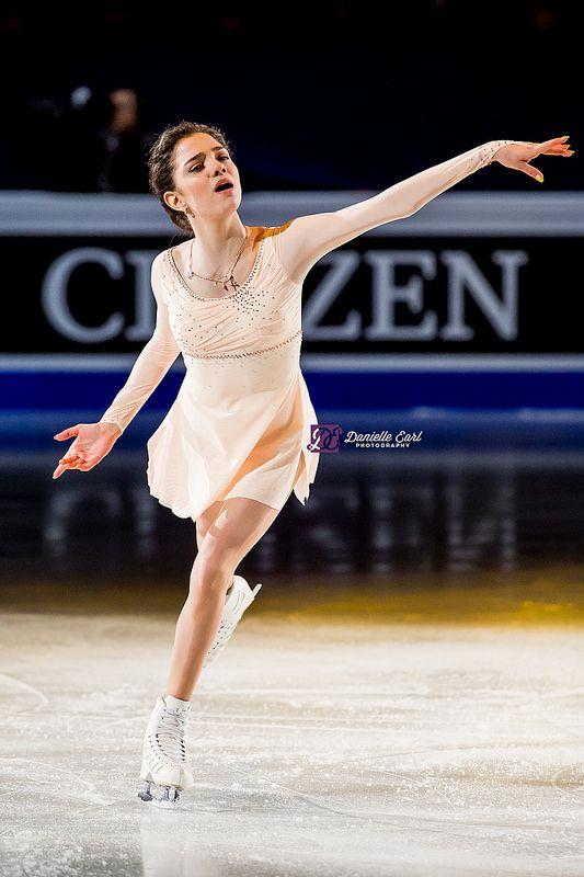 Evgenia Medvedeva - RUS -