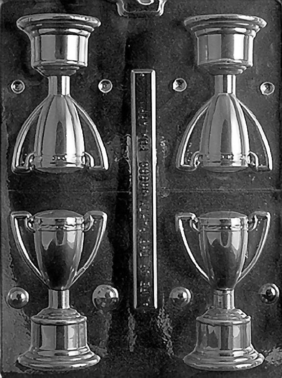 Chocolate Mold - Trophy