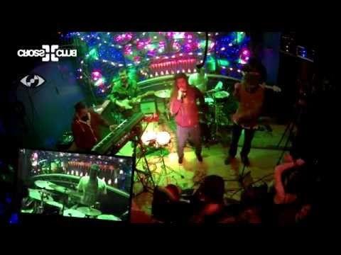 Medial Banana live band concert reggae dancehall