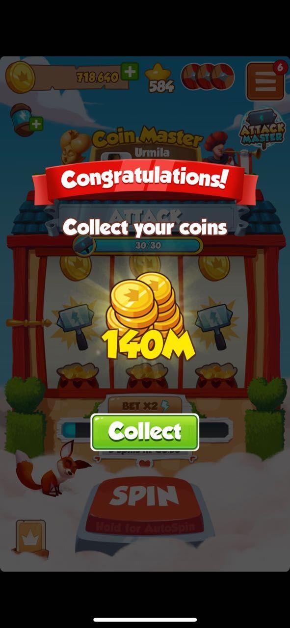 coin master email rewards