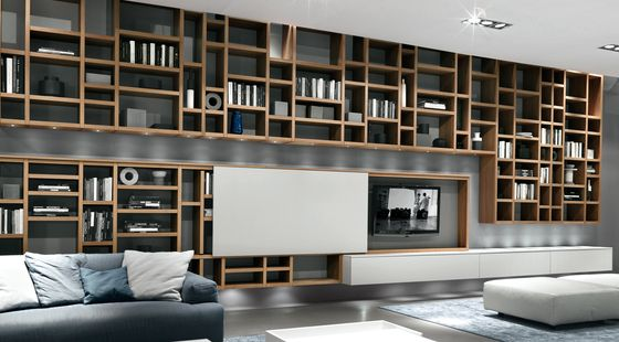 Shelving systems   Storage-Shelving   Crossing   Misura Emme. Check it out on Architonice this Lov