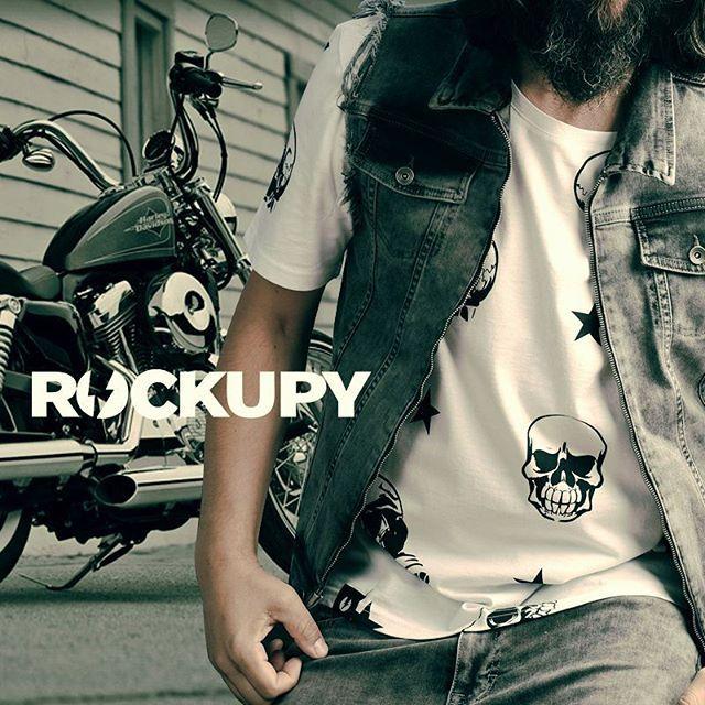 Bazı şeyler vardır ki ayrılamazlar. Etle tırnak, motorla yelek gibi. Yolda olmak ne demek bilenlerin tercihi; Rockupy goo.gl/d3UzeS  #motorcycle #kotyelek #rockstyle #rockfashion #erkekgiyim #rockupy